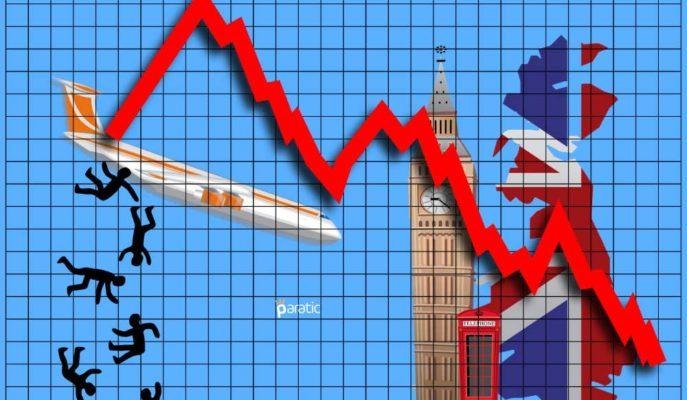 İngiltere'ye Gelenlere Uygulanacak 14 Günlük Karantina Ekonomide Yıkıcı Etki Yaratacak