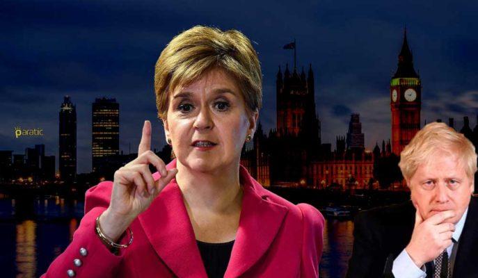 İskoçya Başbakanı: İngiltere'nin Kısıtlamaları Hafifletme Planı Burada Geçersiz
