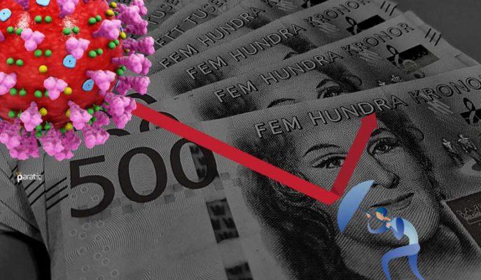 İsveç'in Karantinasız Yaklaşımı Ekonomisini Kurtarmayacak