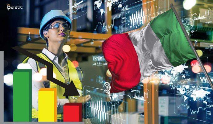 İtalya'da Sanayi Üretimi Mart'ta %28,4'le Rekor Düşüş Gösterdi