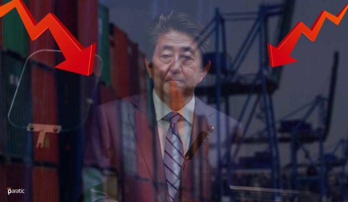 Japonya İhracatı 2009'dan Bu Yana En Büyük Düşüşünü Kaydetti
