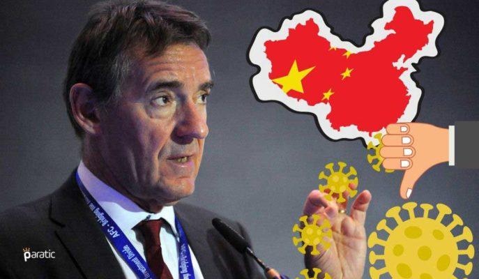 Jim O'Neill: Çin Diğer Ülkelere Göre Mali Teşviklerde Zayıf Kaldı