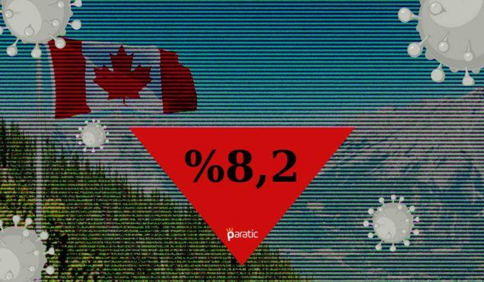 Kanada İlk Çeyrekte 2009'dan Bu Yana En Kötü Daralmasını Kaydetti