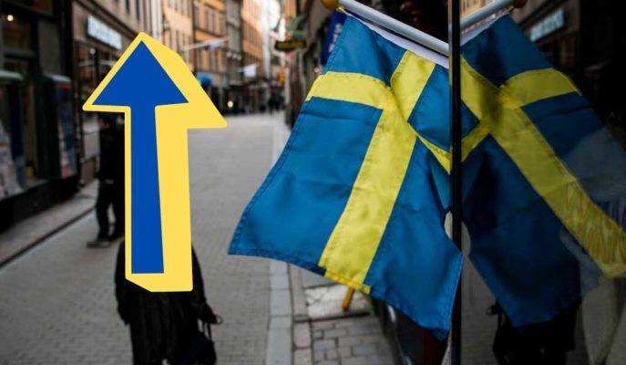 Karantinadan Kaçınan İsveç, İlk Çeyrekte Büyüme Kaydetti