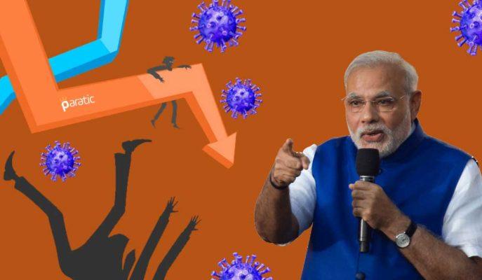 Kısıtlamalarda Gevşetme Hindistan İşsizlik Oranını Düşürdü