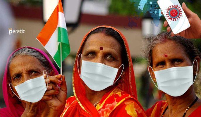 Koronavirüs Vakalarının Hızla Tırmandığı Hindistan'da Durum Ciddileşiyor