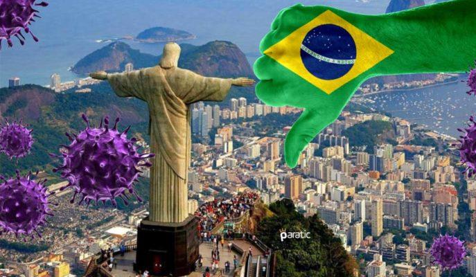 Koronavirüsün Yeni Merkez Üssü Adayı Brezilya'da Eyaletler Anlaşmazlık İçinde