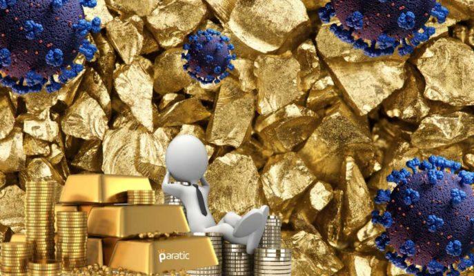 Küresel Ekonomik Tehlike Altın Fiyatlarını Güçlü Kalmaya Zorluyor