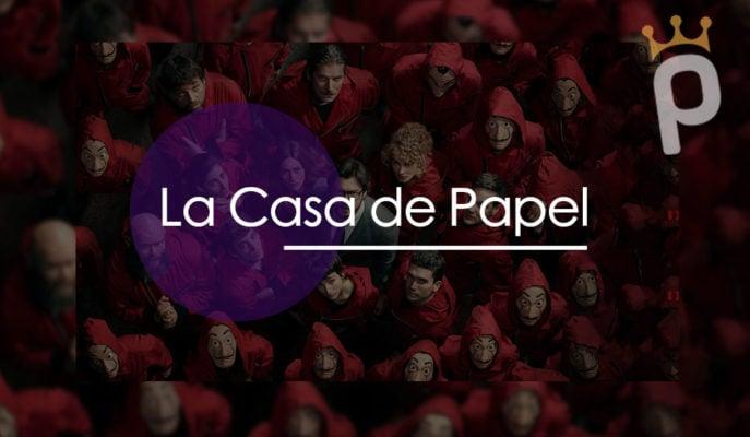 La Casa de Papel Dizisi Konusu ve Oyuncuları