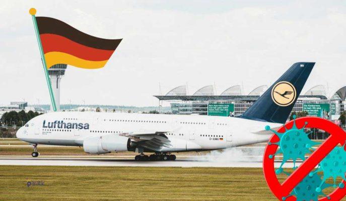 Kurtarma Paketiyle Lufthansa'nın %20 Hissesi Alman Hükümetine Geçecek