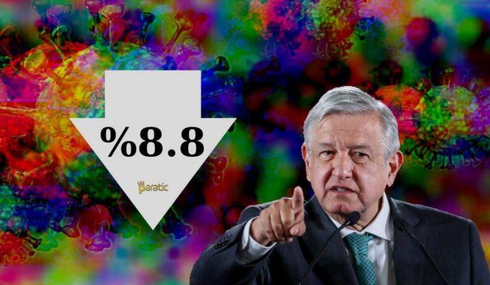 Meksika Merkez Bankası, IMF'den Daha Kötü Daralma Tahmin Etti