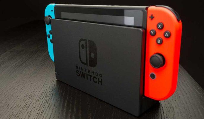 Nintendo Switch Modellerine Olan İlgi 2020 Yılında da Artarak Devam Ediyor