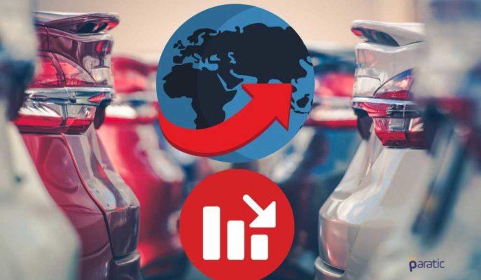 Türkiye Otomotiv Endüstrisi İhracatı Tüm Gruplarda Çift Haneli Düştü