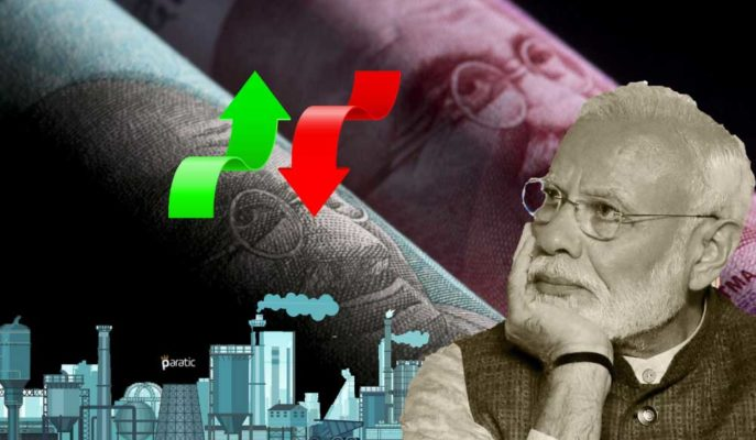 Nisan'da Dünyanın En Düşük PMI'sını Kaydeden Hindistan için Büyüme Tahmini