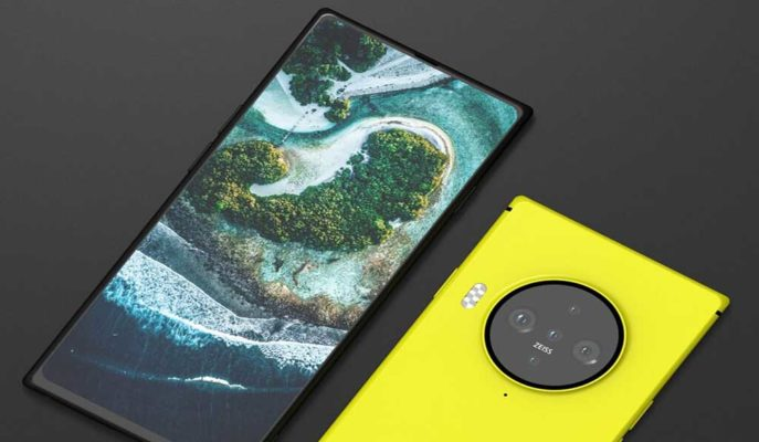 HMD Global'in Beklenen Telefonu Nokia 9.3'ün Tasarımı Ortaya Çıktı