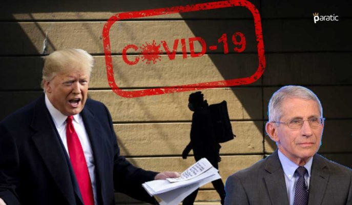 Okulların Açılması Konusunda İstekli Olan Trump, Fauci ile Ters Düştü