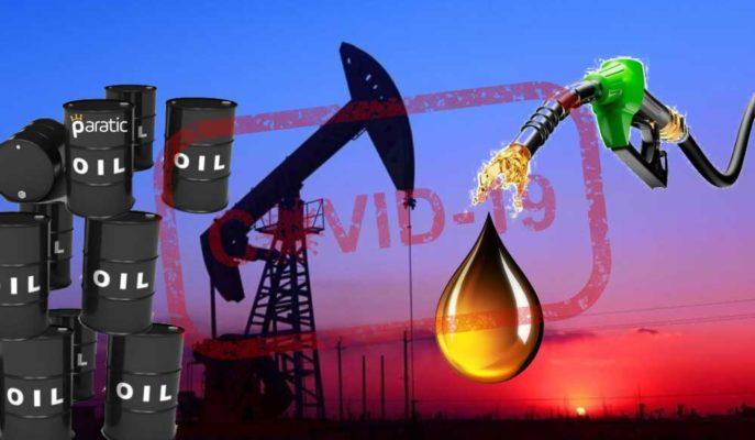 Pandemi Dünyanın Petrol İhtiyacını Azaltırken Talepteki Düşüş Sürecek