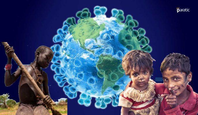Pandemi Şiddeti Yoksul Ülkelerde Birkaç Ay Sonra Zirveye Çıkabilir