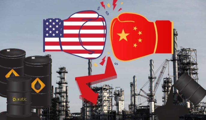 Petrol Fiyatları Stok Artışı ve ABD-Çin Gerilimi ile Düşüşe Geçti