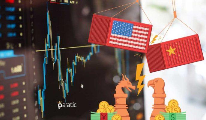 Küresel Hisseler Karışık Seyrederken, ABD-Çin Endişesi Baskın Gelmeye Başladı