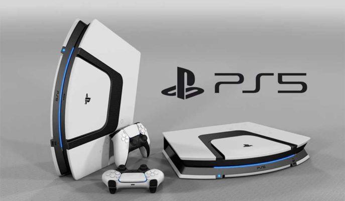PlayStation 5 için Hayranlık Uyandıracak Bir Konsept Hazırlandı