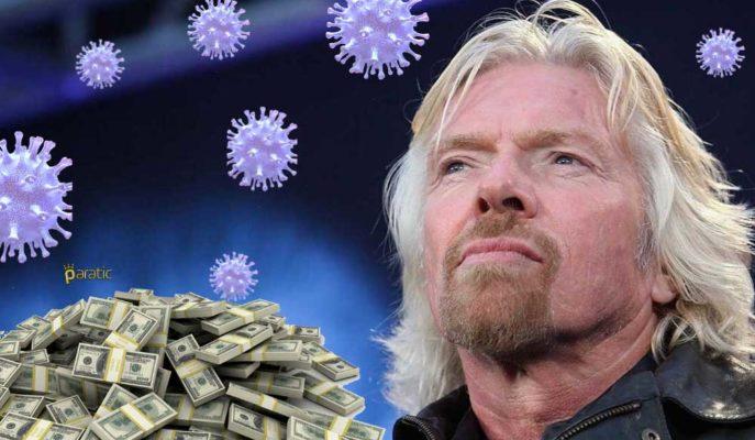 Richard Branson 500 Milyon Dolarlık Virgin Galactic Hissesi Satıyor