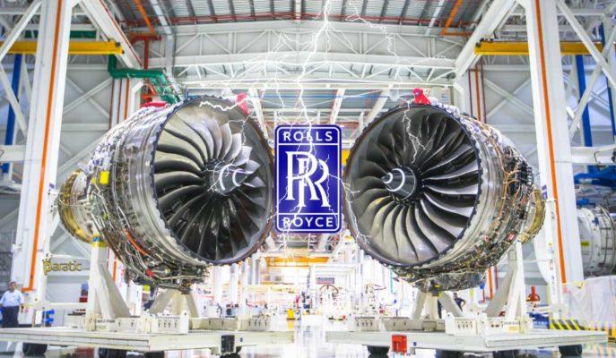 Rolls-Royce, Havacılık Krizinin Ortasında 8000 Kişiyi İşten Çıkaracak
