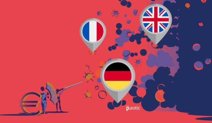 Salgının Avrupa Ekonomisi Üzerindeki Etkisi, Mayıs'ta Bir Miktar Azaldı