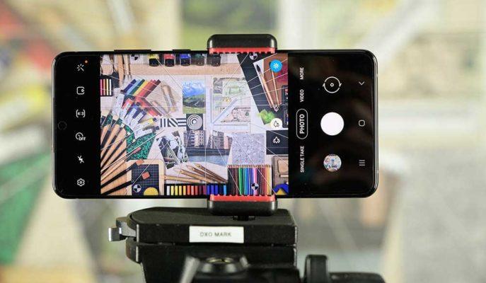 Samsung GalaxyS20 Ultra'nın Ön Kamera Performansı P40 Pro'nun Gölgesinde Kaldı