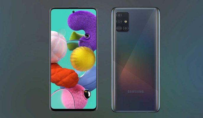 Samsung Galaxy A51, 2020'ye En Hızlı Giriş Yapan Android Telefon Oldu