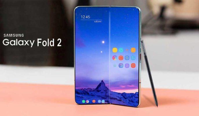 Samsung Beklenen Katlanabilir Telefonu Galaxy Fold 2 için Seri Üretime Başladı