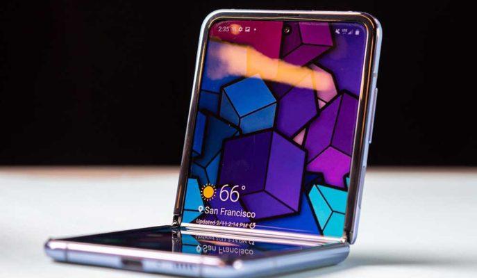 Samsung Galaxy Z Flip'in Kamera Performansı Beklentilerin Altında Kaldı
