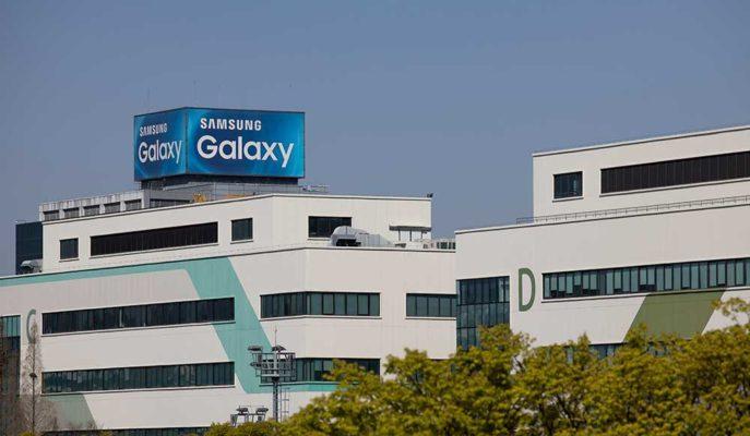 Samsung, Güney Kore'deki Fabrikasını Taşımaktan Vazgeçti