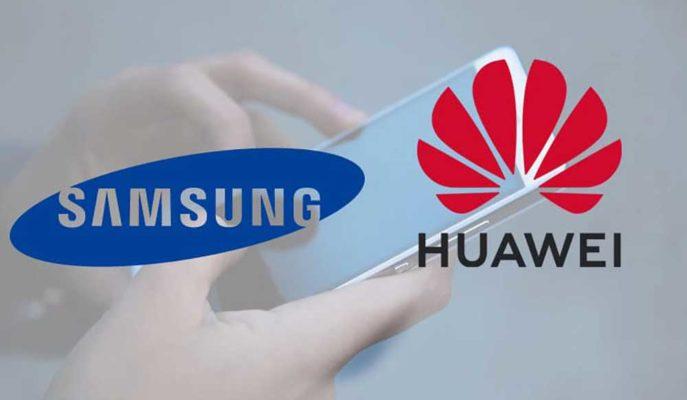 Samsung ve Huawei 5G Telefon Pazarının Büyük Bölümünü Elinde Tutuyor