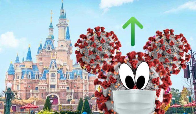 Şanghay Disney Yeniden Ziyarete Açılırken, Hisseleri Kademeli Toparlanıyor