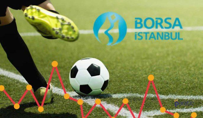 BIST 100, Spor Endeksi Öncülüğünde Düşüşünü Hızlandırdı
