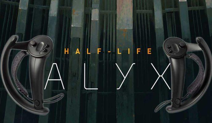 Steam'in VR Kullanıcı Sayısı Half Life: Alyx Etkisiyle Artıyor