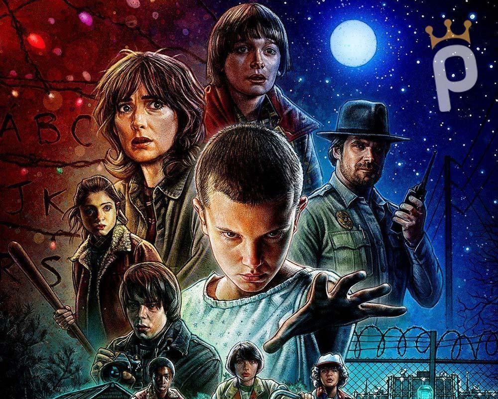 stranger things dizisi konusu ve oyuncuları | paratic