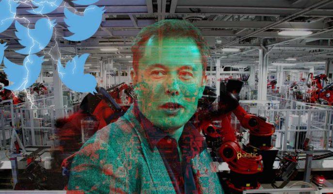 Tesla Hisseleri, Elon Musk'ın Tweeti ve İşten Uzak Çalışanlarıyla Düştü