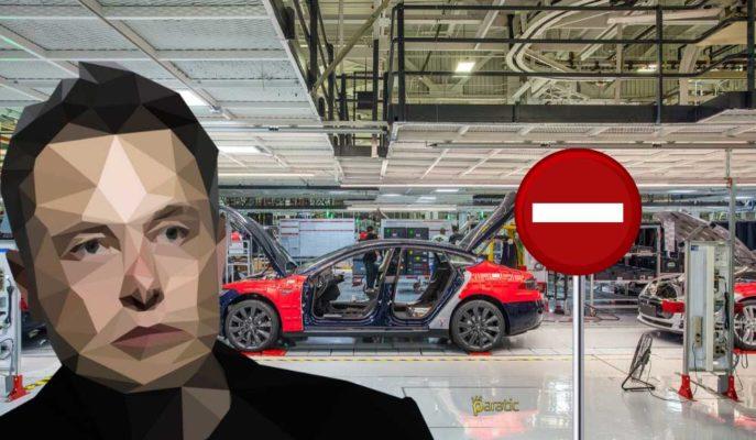 Tesla Hisseleri, Tüm Engellere Rağmen Haftalık Bazda %16,84 Yükseldi