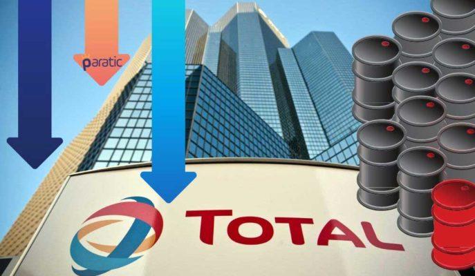 Total 1Ç20 Net Karı %35 Düşerek 1.8 Milyar Dolara Geriledi