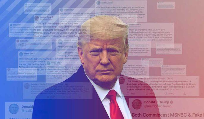 Twitter'dan Donald Trump'ın Paylaşımlarını Zan Altında Bırakacak Hareket