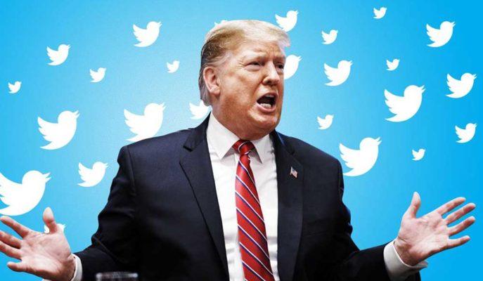 Twitter ile Trump Arasındaki Gerilim Karşılıklı Hamleler ile  Tırmanmaya Devam Ediyor