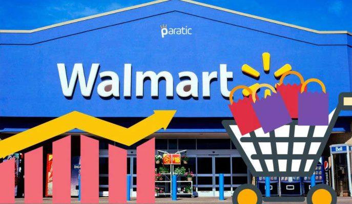 Walmart Geliri 1Ç20'de %8,6 Oranında Artış Gösterdi