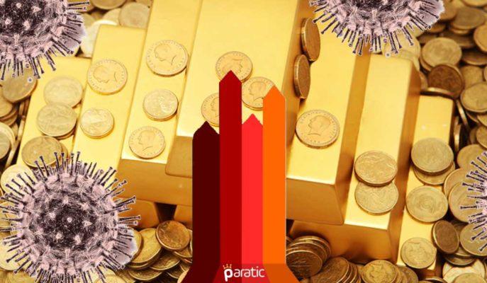 Yükselişini Devam Ettiren Ons Altın 1750 Dolarda İstikrar Gösteriyor