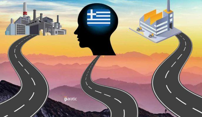 %9,7 Daralması Beklenen Yunanistan, Turizm Dışı Sektörlere Odaklanmalı