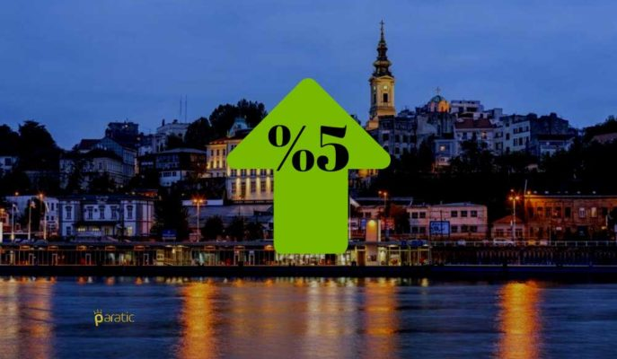 1Ç20'de %5 Büyüyen Sırbistan, Altyapıya 9 Milyar Euro Yatırım Yapacak