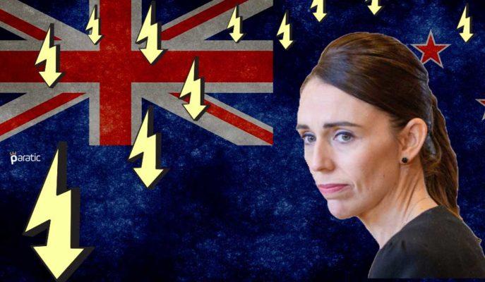 29 Yılın En Sert Düşüşünü Yaşayan Yeni Zelanda, En Büyük Etkiyi 2Ç20'de Hissedecek