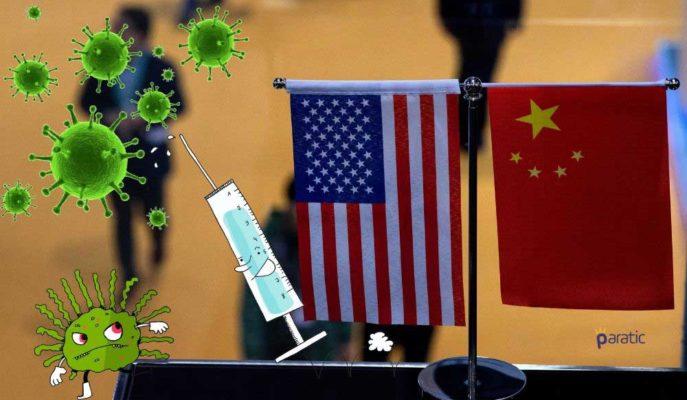 ABD, Çin'i Aşı Çalışmalarını Sabote Etmekle Suçlarken Gerilim İyice Artıyor