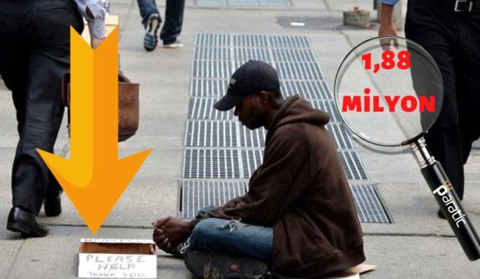 ABD'de İşsizlik Maaş Başvuruları Düşüşünü Sürdürerek 1,88 Milyona Geriledi